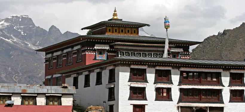 Thengboche Monastery