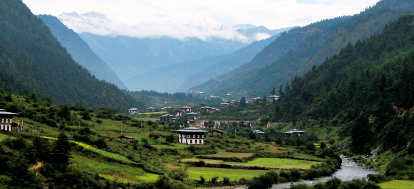 Bhutan, Haa Valley