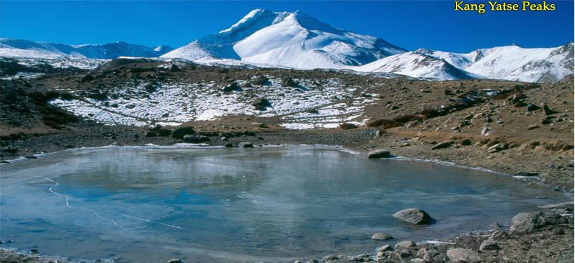 Kang Yatse Peak