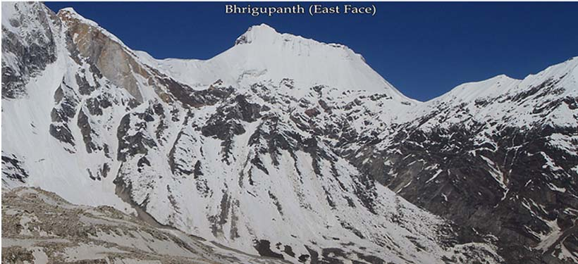 Bhrigupanth East Face