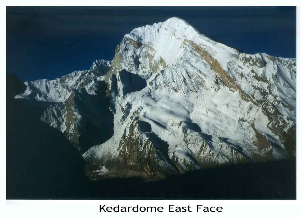 Kedardome East Fac