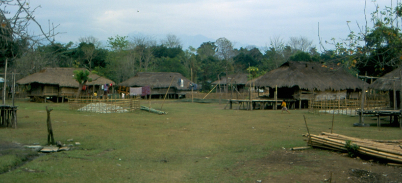 Arunachal Tribal Village1