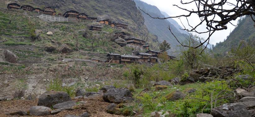 Gangad village