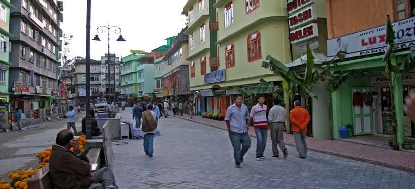 Gangtok Market