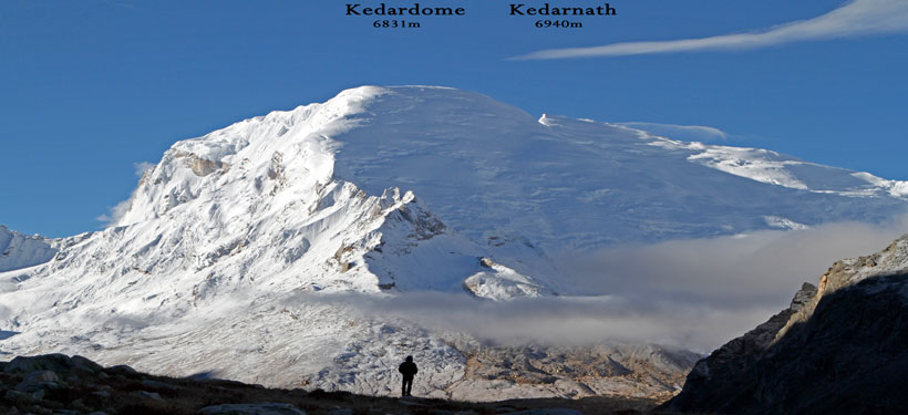 Kedardome And kedarnath