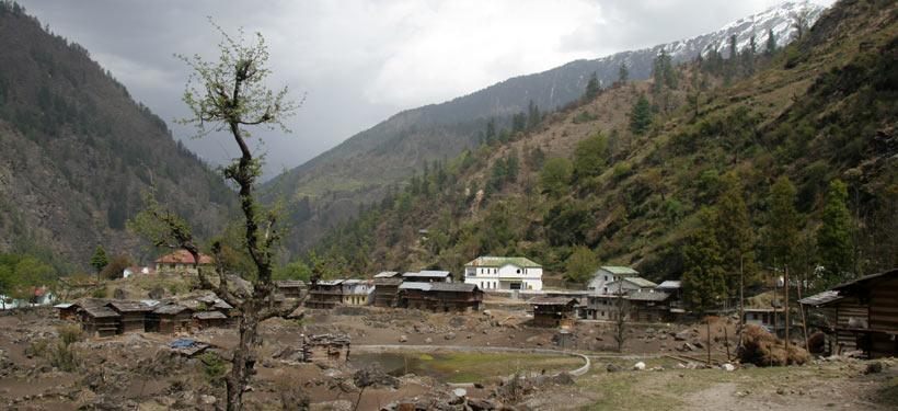 Taluka village